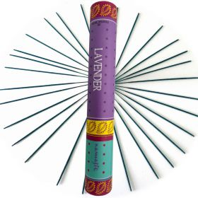 Pk 30 Mehindi incense sticks lavender