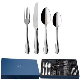 V&B Oscar 24 pc (6x4) Cutlery Set