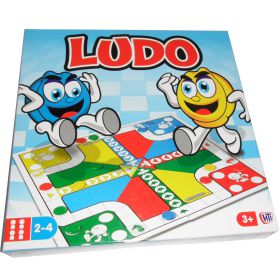 Ludo game boxed