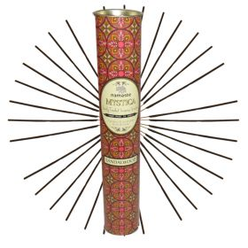 30 Sandalwood incense sticks & stand