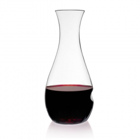Perspex carafe-style decanter that is shatterproof and has a 68 cl capacity