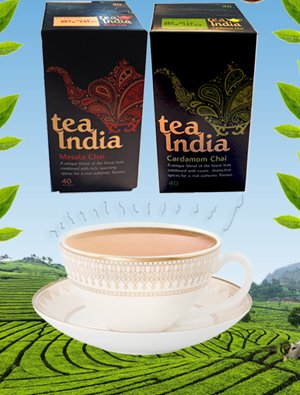The finest Indian leaf tea